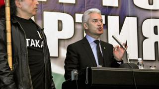 Сидеров поиска коалиция с ГЕРБ