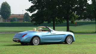 Pininfarina Hyperion блесна на Concours d'Elegance (галерия)