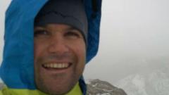 Нашият алпинист Атанас Скатов атакува връх Манаслу
