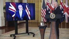САЩ, Великобритания и Австралия с историческо партньорство за сигурност