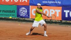 Васко Младенов на финал в Тунис