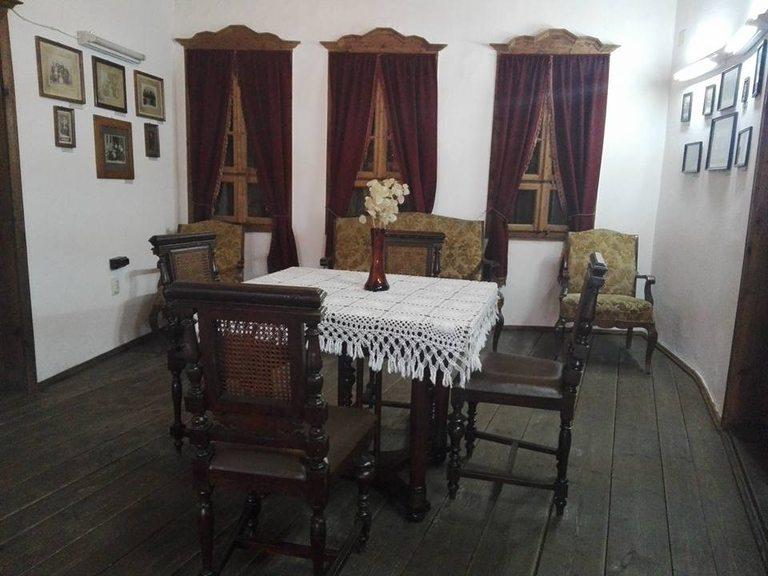 Една от стаите на музея