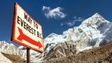 Замърсихме и Еверест