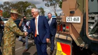 Австралия се прицели в топ 10 на страните, износителки на военна продукция