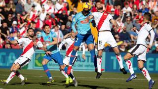 """Антоан Гризман герой за Атлетико, """"дюшекчиите"""" се наредиха на второто място в Ла Лига"""