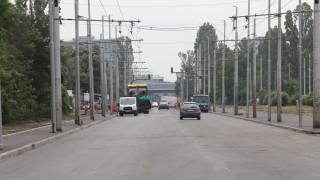 """Пускат движението по бул. """"Асен Йорданов"""""""