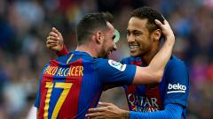 """Барса продължава гонитбата с Реал, """"Ноу Камп"""" аплодира нова магия на Меси"""