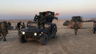Ракетна атака срещу летището в Багдад