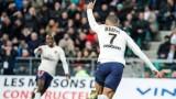 ПСЖ победи Сент Етиен като гост с 1:0