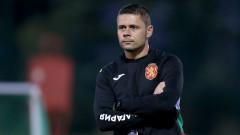 Александър Димитров поема националния отбор?