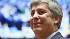 Финансовият министър на Португалия Мариу Сентену е новият шеф на Еврогрупата
