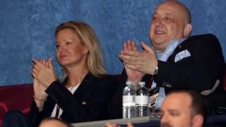 Красен Кралев и Стефка Костадинова бяха гости на Европейското по борба