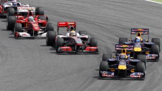 Ред Бул без конкуренция в Монте Карло