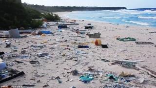 Това е най-мръсният остров! (СНИМКИ И ВИДЕО)