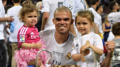Пепе остава до пенсия в Реал (Мадрид)