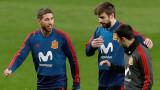 Луис Енрике убеждава Жерар Пике да остане в националния на Испания