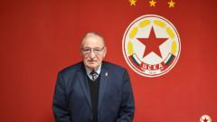 Димитър Пенев пред ТОПСПОРТ: Пардю е име и дано помогне на ЦСКА, трябва да помачкаме 1948