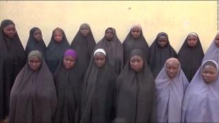 """""""Боко Харам"""" показа видео с ученички, отвлечени през 2014 г."""