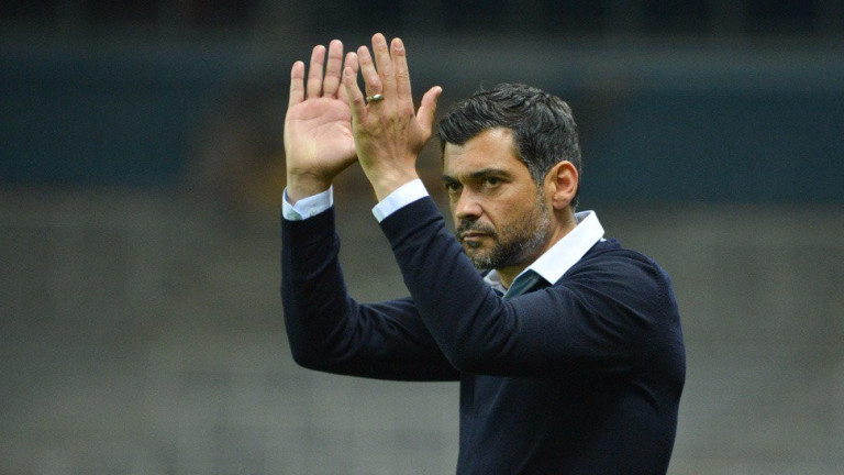 Консейсао: Рома допуска доста голове, това е нашият шанс