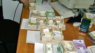 Иззеха €750 000 от турски автобус на ГКПП Капитан Андреево