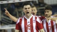 """Тодор Алексиев класира Олимпиакос за финалната четворка на """"Купата на Гърция"""""""