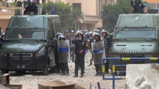 11 души са убити при сблъсъци в Египет