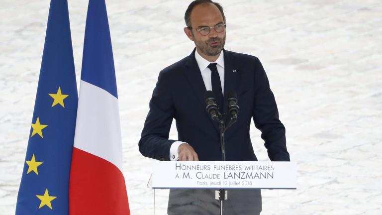 Франция въведе нова система за борба с тероризма