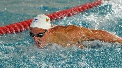 Александър Николов закова хронометъра на 49.99 секунди на 100 метра свободен стил