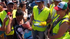 Роднини на изчезналия 6-годишен Марин блокираха Аспаруховия мост