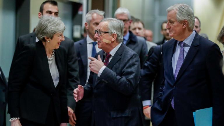Главният преговарящ на ЕС за Брекзит Мишел Барние предупреди, че