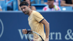 Григор Димитров срещу италианец в първия кръг на US Open