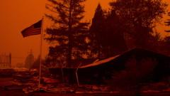 Загиналите в калифорнийските пожари достигнаха 25 души