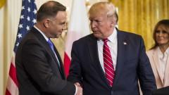 САЩ може да разположат още 2000 военни в Полша