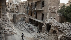 250 000 души в Алепо заплашени от глад