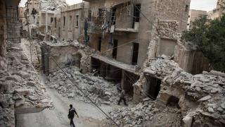 ООН няма да доставя храна от въздуха за Алепо