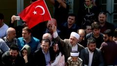 Съдът в Страсбург не е компетентен да се произнася за референдума, отсече Турция