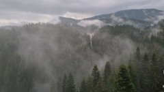 Три планински екипа от Кюстендил спасиха мъж, излязал на разходка в Осоговската планина