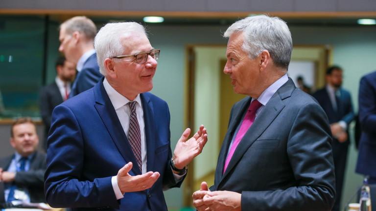 Европейският съюз удължи санкциите срещу правителството на Сирия с една