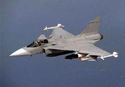 Шведски самолети в акцията срещу Либия