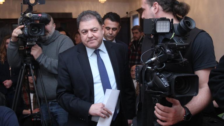 Състав на Софийския градски съд оправда бившия военен министър Николай