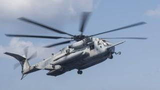 Двама загинали военнослужещи на САЩ при катастрофа на хеликоптер в Афганистан