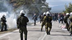 Гърция решена да брани границите си от мигранти