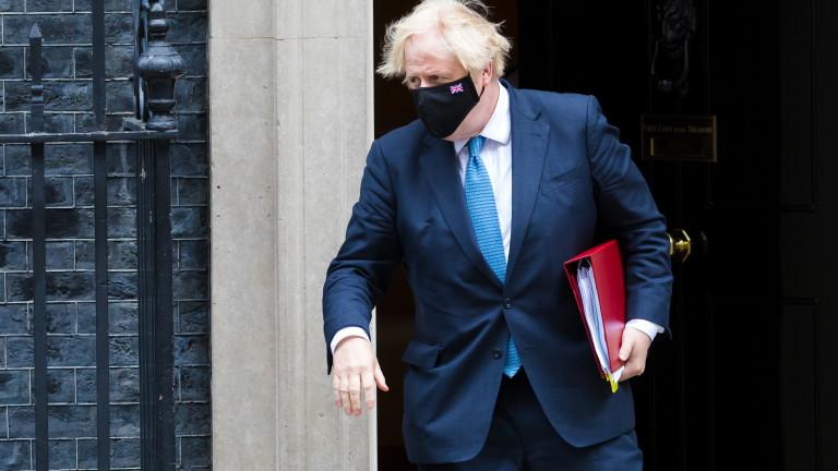 Джонсън изравнява бедни с богати британски региони