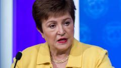 Кристалина Георгиева: МВФ разполага с $1000 милиарда за кредити
