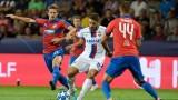 Дузпа в 95-ата минута спаси ЦСКА (Москва) от загуба срещу Виктория (Пилзен)