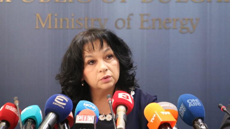 Газовата връзка с Гърция да е готова през октомври, настоява Петкова