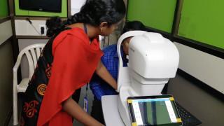 Google с програма, която открива риск от ослепяване