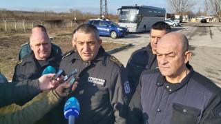 Засега няма нужда от армията по границата с Турция заради мигрантите