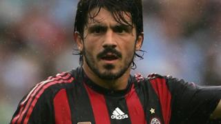 Милан се сбогува с Гатузо в петък