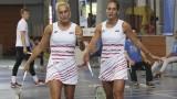 Сестри Стоеви на полуфинал в Барселона